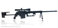 CheyTac USA M200 Intervention® .375 Long Range Rifle w/ Hardigg Storm Case