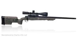 "CheyTac USA ""PERSES""™ .338 Lapua Mag Tactical Engagement Rifle CheyTac USA's ""Composite Stock"""