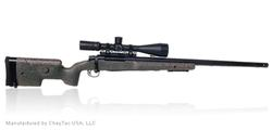 "CheyTac USA ""SAFESIDE""® .308 – Tactical Engagement Rifle CheyTac USA's ""Composite Stock"""