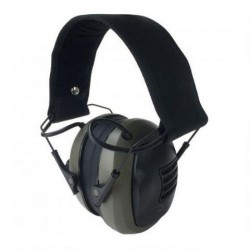 Radians Tactical Folding Electronic Earmuff Tan/Black
