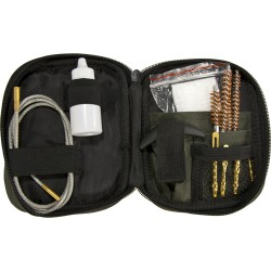 Barska Rifle Cleaning Kit, w/Flexible Rod