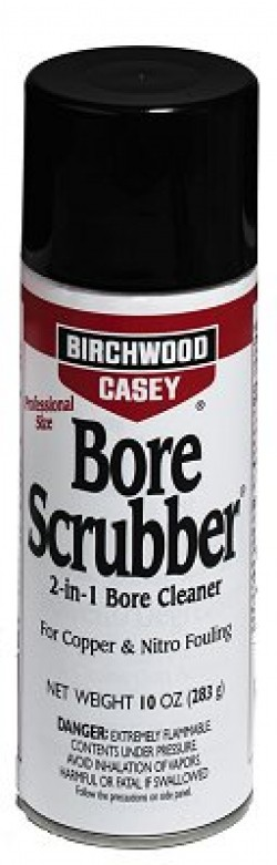 Birchwood Casey Bore Scrubber 2-in-1 Bore Cleaner - Copper
