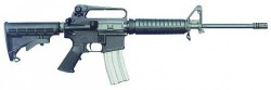 Bushmaster XM-15 Heavy Carbine Black 5.56mm 16-inch 30Rds w/ A2 - Fixed Handle