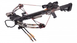CENTERPOINT CROSSBOW SNIPER 370 CAMO