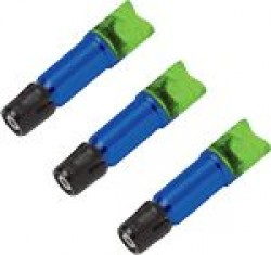 Carbon Express Launchpad Lighted Nocks, 3 Pack, Green