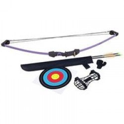 CenterPoint CENTERPOINT COMPOUND YOUTH BOW UPLAND PURPLE AGE 4-8