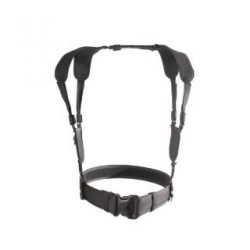 BlackHawk! Duty Belt Harness Black SM/MED