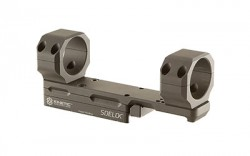 Kinetic Development Group SIDELOK Cantilever Modular Mount Scope Rings, 34mm, SID5-141