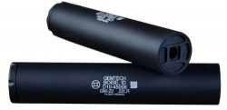 Gemtech GM-22 .22LR 1/2X28 TPI Suppressor