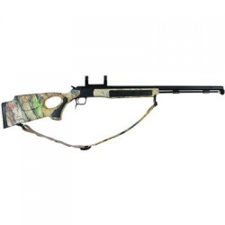CVA Accura V2 Nitride/Stainless Steel/Realtree APG Muzzleloader with Thumbhole Stock