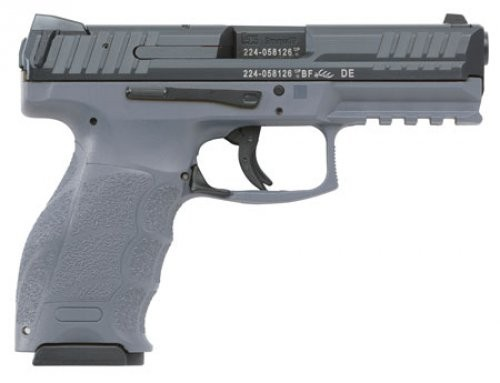 Heckler and Koch VP9 Gray 9MM 4.1-Inch 11 Rounds