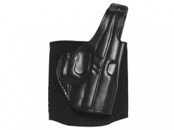 Galco Ankle Glove Ankle Holster,Black,Right Hand,Sig P238 AG608B