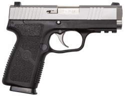 Kahr Arms S9 Black/Stainless 9mm 3.6-inch 7rd