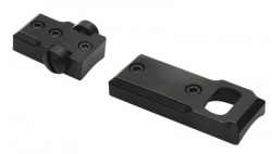 Burris 410253 Trumount Universal Reversible Extension Bases Remington 700 Matte