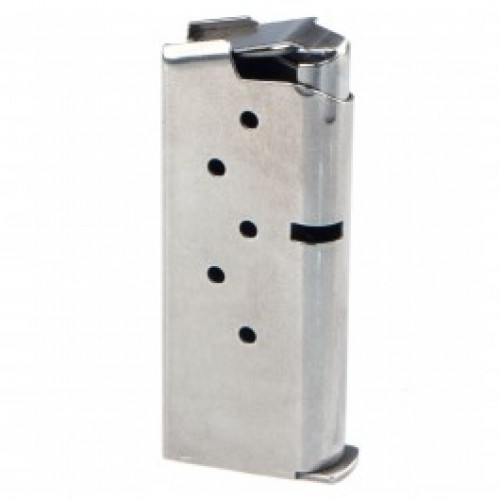 Kimber Micro Factory Magazines - Stainless Steel