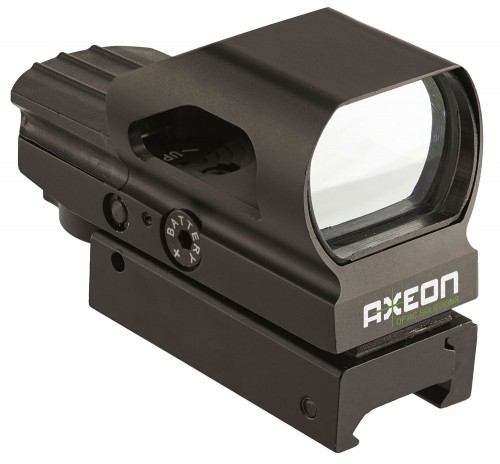 AXEON REFLEX SIGHT W/4 RED