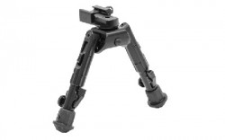 Leapers HVY DTY RECON 360 BIPOD 6-inch-7-inch