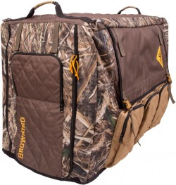 Browning Insulated Dog Kennel Cover