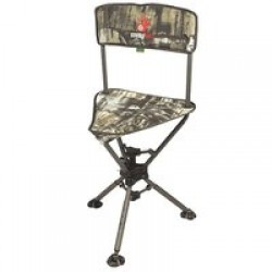 PRIMOS DOUBLE BULL TRI STOOL SWIVEL CHAIR