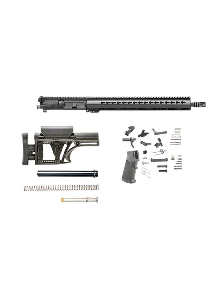 "LUTH AR RIFLE KIT LW 16"" W/ FIXED STOCK"