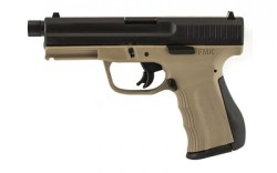 FMK Firearms 9C1 Flat Dark Earth 9mm 4-inch 14Rds Threaded Barrel