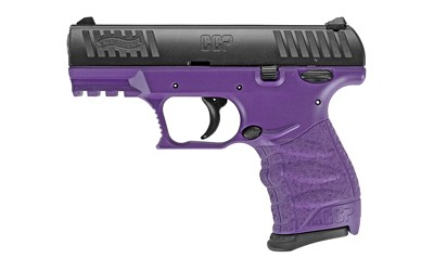 "WALTHER  CCP M2 9MM 3.54"" PURPLE 8RD"