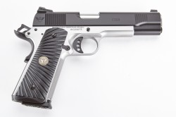 Wilson Combat CQB, Full-Size, 9mm, Two-Tone, Black/Stainless