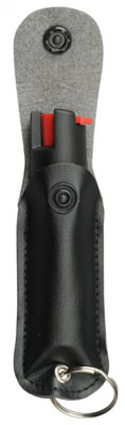 Ruger (Tornado Personal Defense) Pepper Spray Key Chain Black 11G