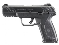 Ruger Security-9 Black 9mm 4-inch 15Rds