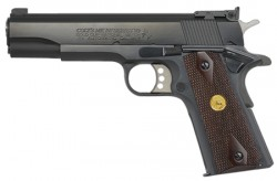 Colt Firearms Gold Cup National Match Blue / Walnut 5-inch 8 Rd