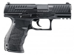 Umarex Walther Ppq Black .177 8Rds Air Pistol
