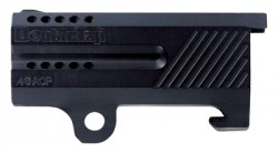 DOUBLE TAP DEFENSE CONV 45ACP MATTE BLACK PORTED 3