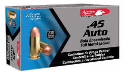 Aguila Handgun Ammunition