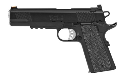 "Sprgfld 9mm Ro Elite Oper 5"" 9rd Gu"