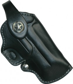 Bond Arms Belt Clip Holster Rh 3.5''bbl. Models Leather Black