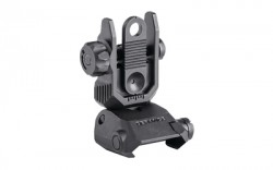 KRISS DEFIANCE REAR FLIP SIGHT STEEL