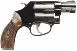 Smith Wesson Classics Revolvers - Blued