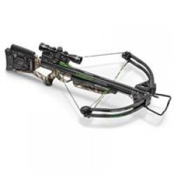 Horton Legend Ultra Lite Crossbow Package with ACUdraw50, 4x32mm Multi-Line Scope