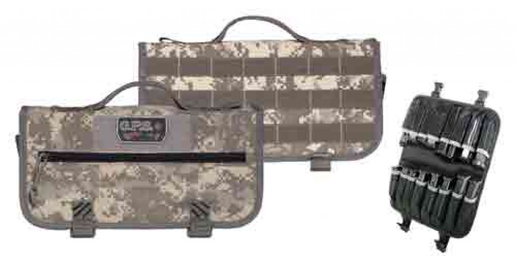 Tactical Magazine Storage Case Digital Camo