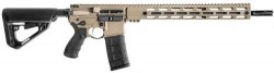 BCI Defense SQS 15 Professional series FDE .300Blackout 16-inch 30rd