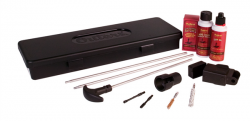 OUTERS RIFLE/PISTOL/SHOTGUN KIT WITH BRUSHES