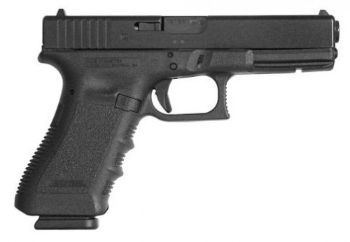 Glock 17 Gen 3 9mm Fixed Sights 10 Rounds