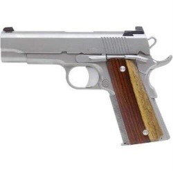 DAN WESSON VALOR LIMITED 45ACP 4.25 SS HEARTWOOD