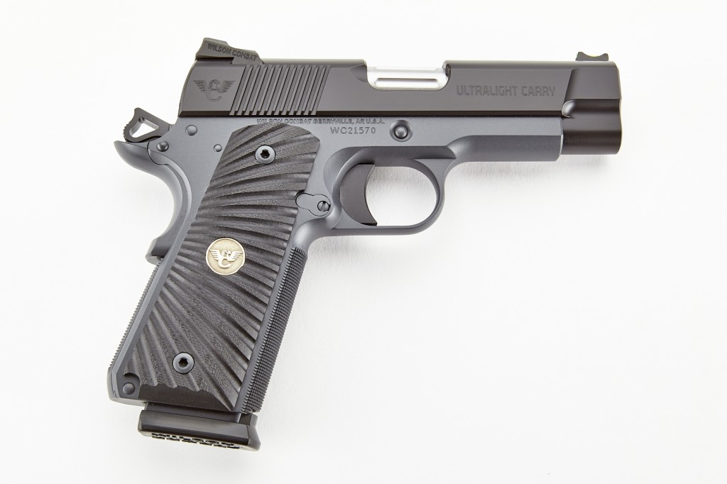 Wilson Combat Ultralight Carry, Professional, 9mm, Black/Gray