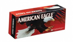 Federal Premium American Eagle Center Fire Rifle Ammo  Brass  30 CARB  110 Grain  50 rds