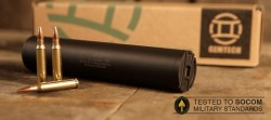 Gemtech Shield Suppressor Black 5.56mm 7.0-inch
