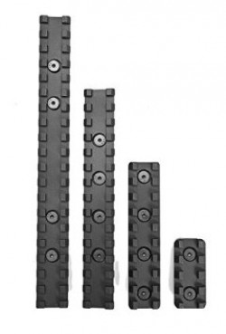 Samson KM-4-KIT KEYMOD 4-inch RAIL KIT BK