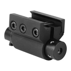 AimSports Pistol/Rifle Laser Sight, Black LH002
