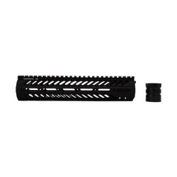 Diamondhead Versa-X Key Mode Free Float Hand Guard Versa Base 10.25-inch, Black