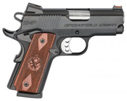 Springfield 1911 EMP Black 9mm 3-inch 9rd Compact